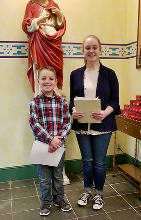 2019.04.07 Family Mass (St. Andrew)
