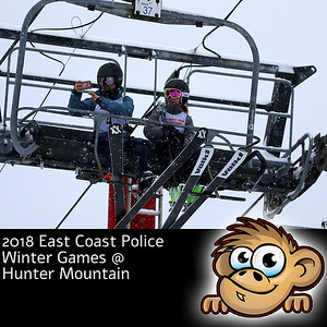 2018 East Coast Police Winter Games