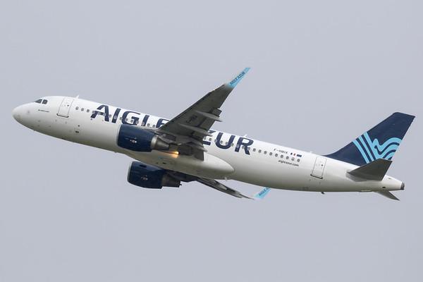 F-HBIX - Airbus A320-214
