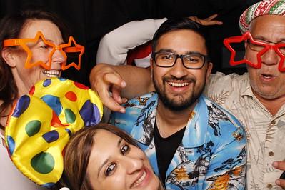 Passport Photos ... at a Porirua Club Christmas Event!