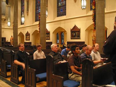 Prospective Sems Gathering 9-30-08