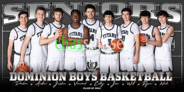 2021 Dominion Basketball