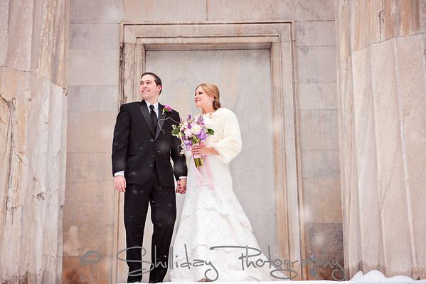 Sarah and Cort- First look and Formals