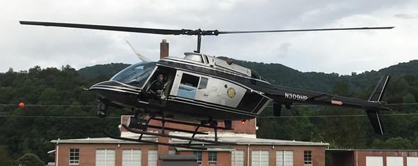 North Carolina Highway Patrol Air