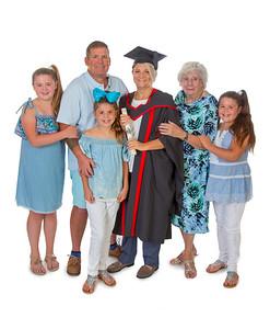 Diane Stark Graduation