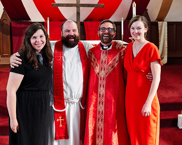 Fr. Kyle Oesch Ordination Service 5/16/21