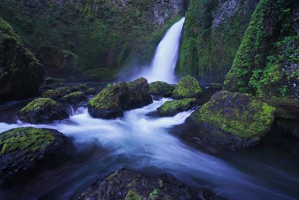 Waterfalls & Streams