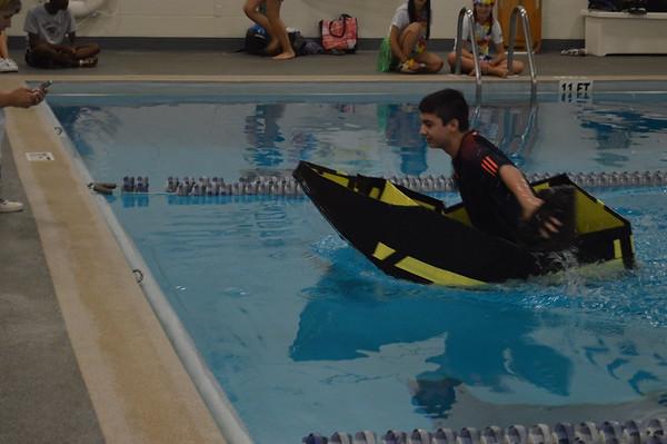 8th Grade Boat Race (5/11/18)