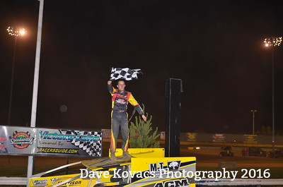 New Egypt Speedway - Dirty Jersey 4