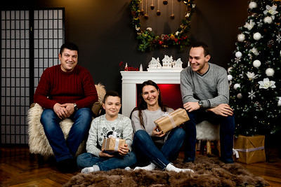 Ionescu Family • Christmas Session 2018