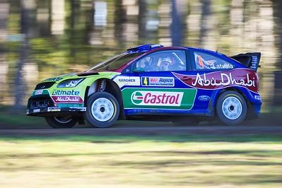 2008 Rally NZ - Highlights