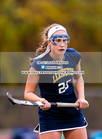 11/6/2016 - Varsity Field Hockey - MIAA D1 North Qtr-final: Lexington vs Andover