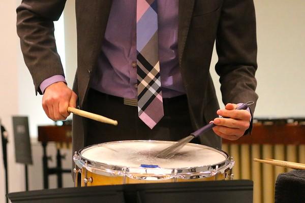 Matthew Anderson Recital 4/8/17