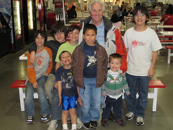 Family in Reno