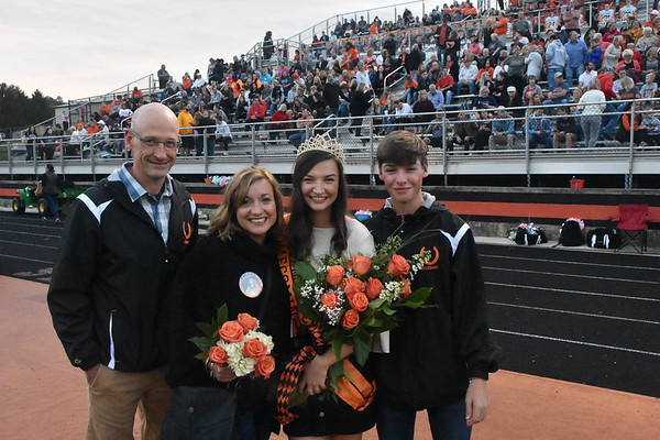 2018-10-05 Hayes Homecoming Game