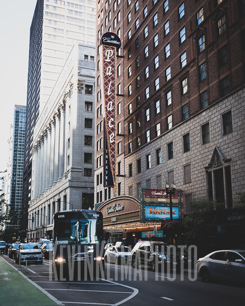 The Cadillac Palace Theatre