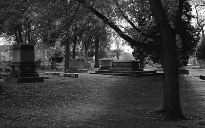 Mt. Elliott & Elmwood Cemeteries