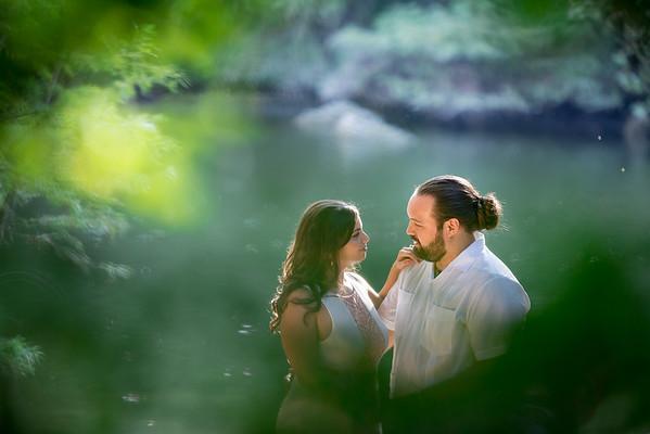 Amira & Benjamin - Engagements