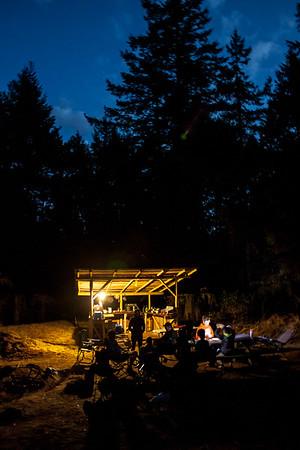 Shaw Island: Camping, Fishing, and Crabbing