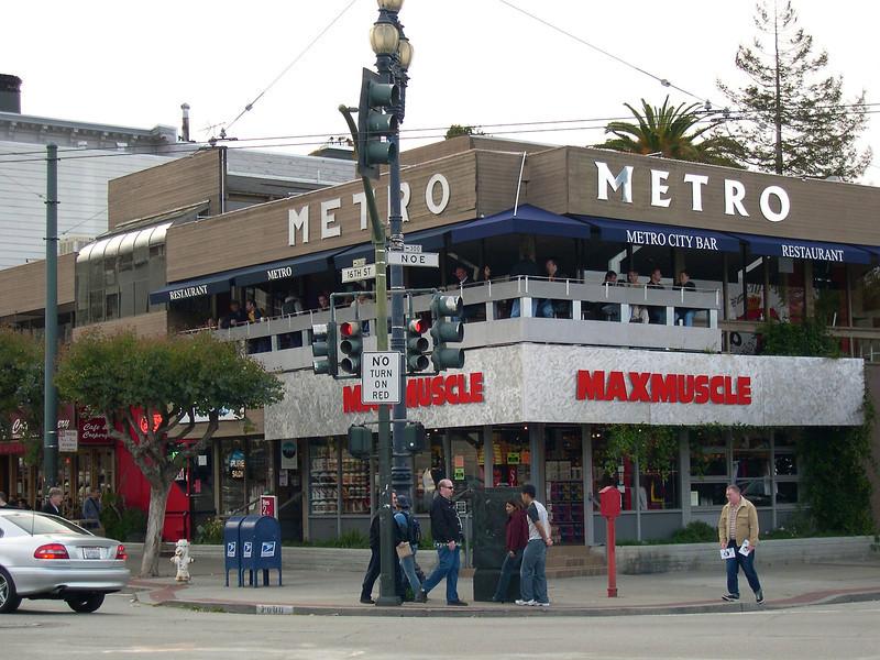 San Francisco - March 2003