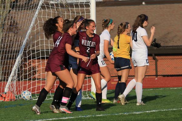 Varsity Girls Soccer vs Immaculate - 10/22/2020
