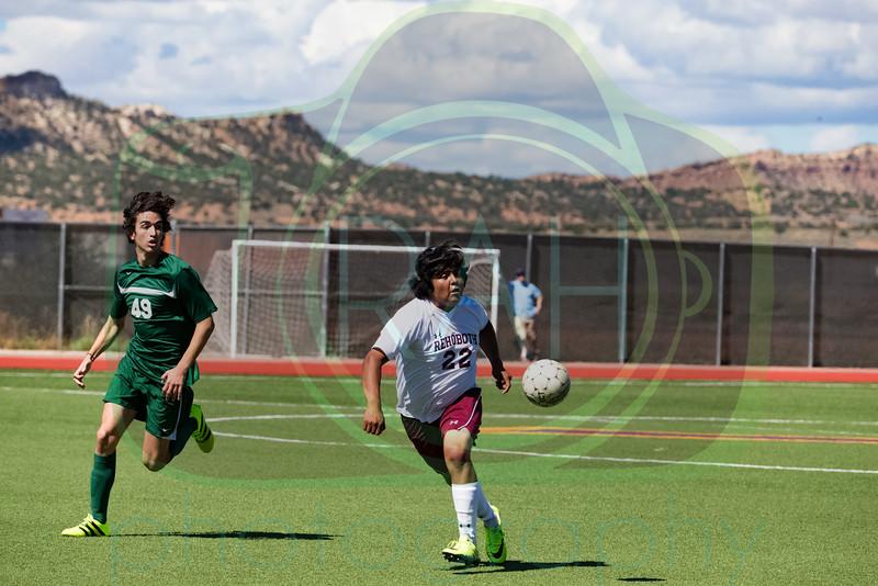 Rehoboth vs Desert Acadmey Boys Soccer