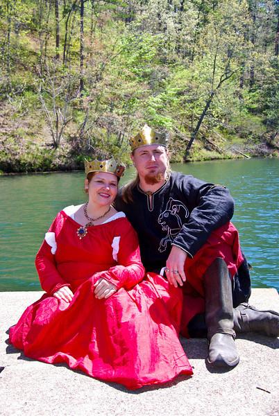 Spring Coronation 2010 (Jon and Beatrix)