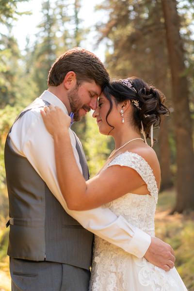 Chelsey and Mark Wedding | October 2020 | Evergeen, Colorado