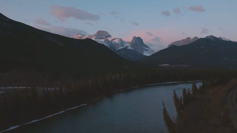 Gap Lake Sunrise April 2021