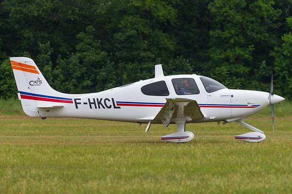 F-HKCL - Cirrus SR-22