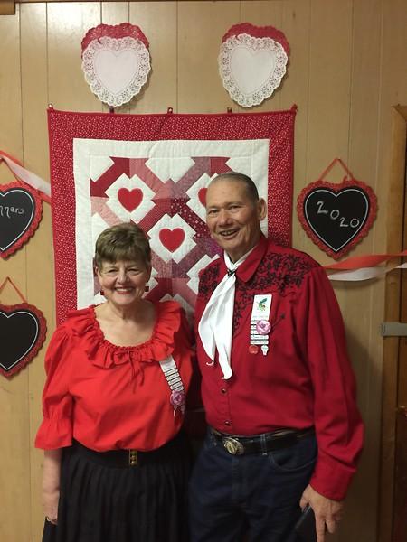 Gail & Lane Johnston