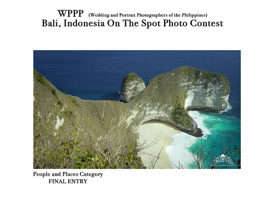 2019 WPPP Bali, Indonesia On The Spot Photo contest