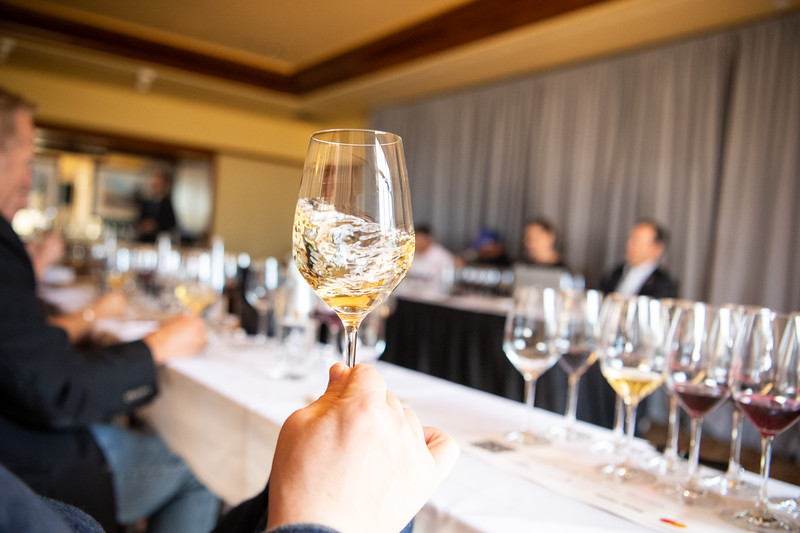 Blind Tasting with the Masters