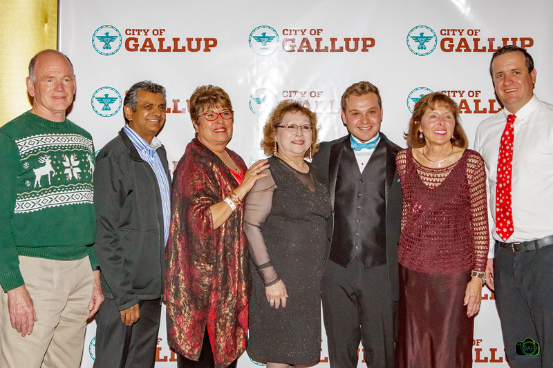 City of Gallup Awards Night 2019