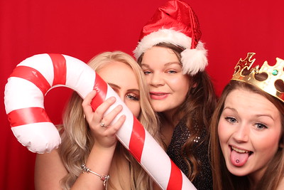 East Horton Christmas Party Saturday 8th December 2018