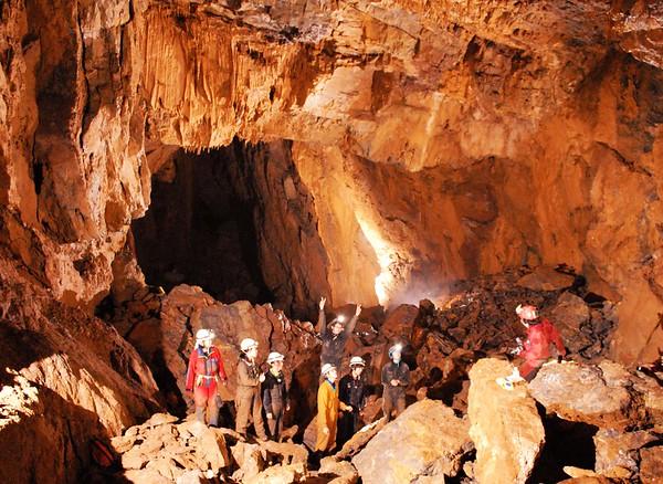 wind hole cave - japan