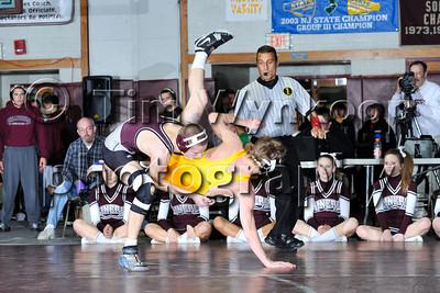 Pburg -vs- Del Val Wrestling