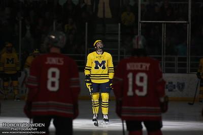 Michigan vs Ohio State 22 Feb 2015
