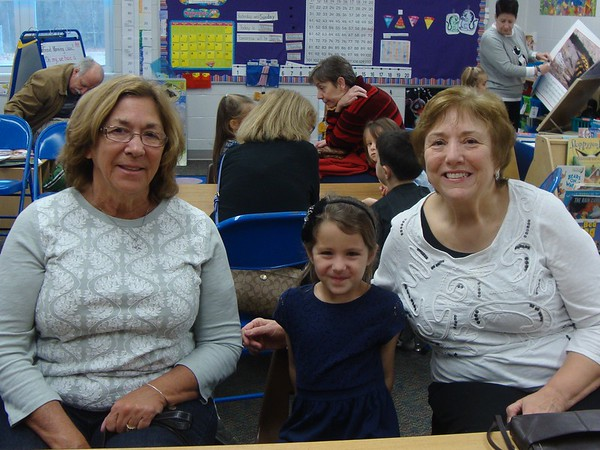 Grandparents & Special Persons Day at Pollard