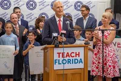 5-16-18 Palm Beach Jewish Day School Event