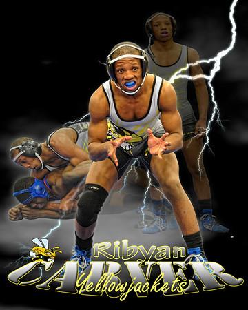 Ribyan's Wrestling Poster 2013