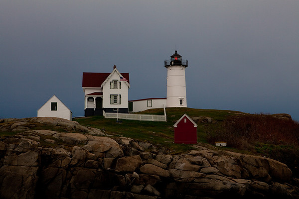 Nubble Lighthouse, York, ME