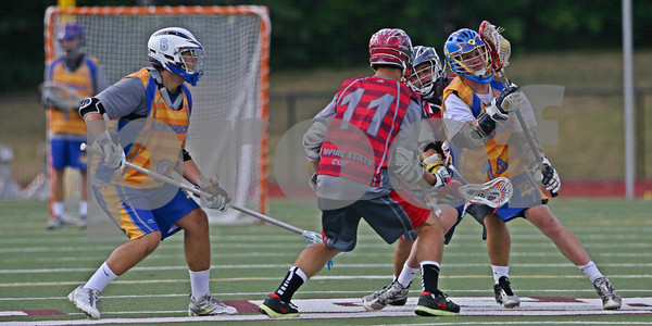 7/27/2012 - Adirondack Region vs. Long Island Region - Paul V Moore High School, Central Square, NY