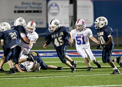 Middle School Football 10/19/10