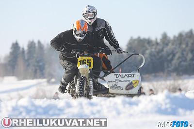 2013.02 Classic Talviajo Kisko sivuvaunut
