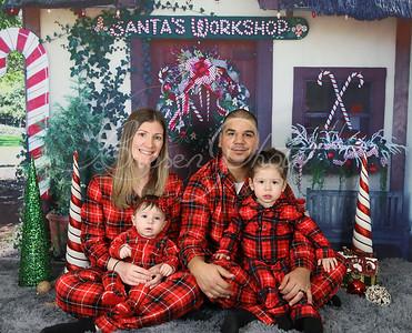 Martinez Family 2018