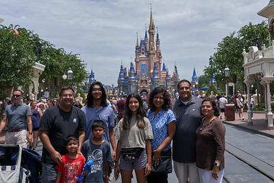 Day 1 - Magic Kingdom 7-5-21