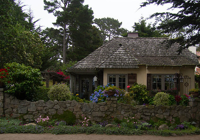 Point Lobos and Carmel  2012