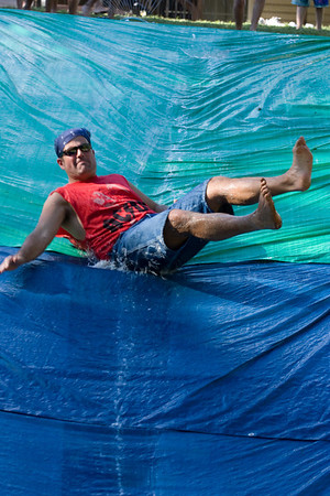 Slip and Slide, 2010