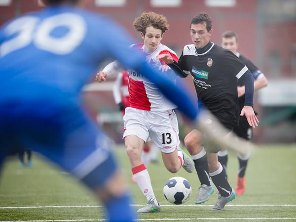 U19: Slavia - Plzeň 1:3